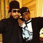 shyne and diddyimages