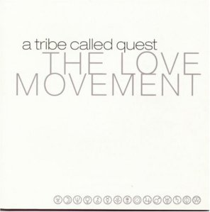 A Tribe - The Love Movement cd-cover
