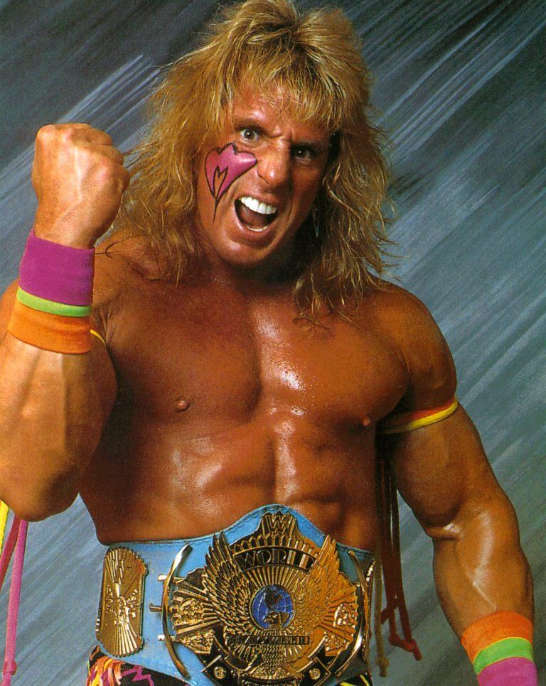 Ultimate Warrior e