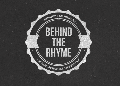 BehindTheRhyme Official Logo