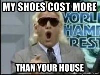 RicFlair Shoes