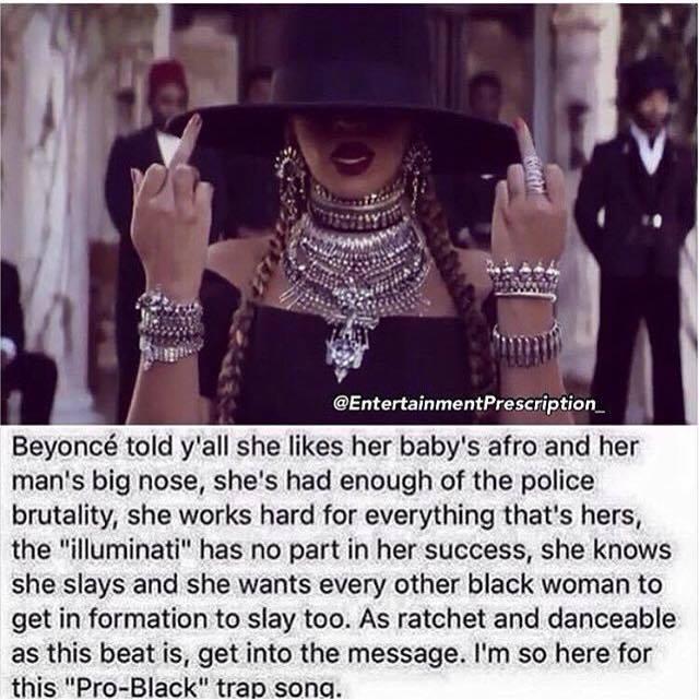 Beyonce Trap Meme