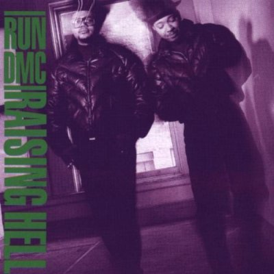 RUN DMC Raising Hell