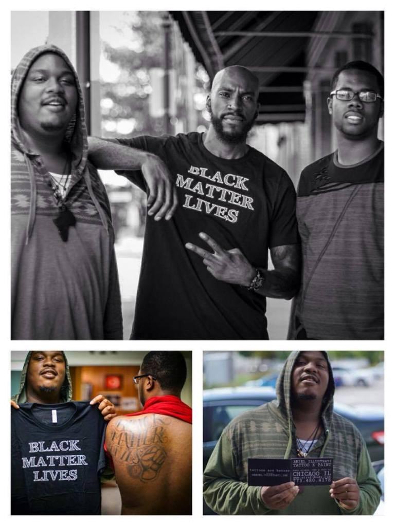 Black Matter Lives by Xen 80two6